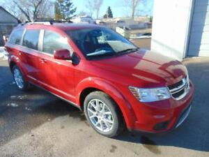 2017 Dodge Journey SXT All Wheel Drive