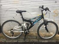 Activ Spectre full suspension mountain bike
