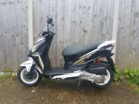 Sym Jet 4 125cc 2018 scooter LOW PRICE!!! moped 125 as honda or yamaha