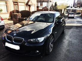 FULLY LOADED 57 plate BMW 325 D COUPE M SPORT HIGHLINE A (335 rep).