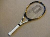 Prince Tennis Racquet - Serve Ti-500 Racket