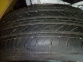 Spare wheel 185/65 R15 with a very good tyre