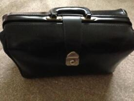 Leather vintage Briefcase