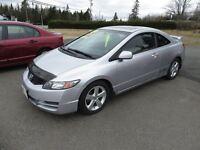 2011 Honda Civic SE, COUPE, LOCAL TRADE!