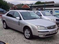 05 FORD MONDEO GHIA 2.0 TDCI DIESEL - 130K - PX WELCOME