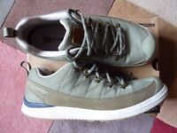 Salomon 'XA Chill Summer Shoes' Men's casual/ trainer Shoes Size 9 green