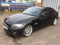2009 59 bmw 330d m sport ✅ spares or repairs . Hpi clear full history