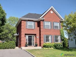 429 000$ - Maison 2 étages à vendre à St-Nicolas