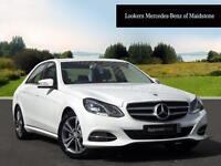 Mercedes-Benz E Class E220 CDI SE (white) 2014-03-27