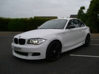 BMW 1 SERIES M SPORT COUPE - 1 OFF CAR OVER 6K OF EXTRAS - 120d 320d clc mercedes audi a3 clk mini