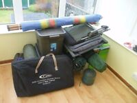 COMPLETE CAMPING EQUIPMENT FOR SALE
