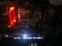 VR Ready GTX 1080ti/i7 6700K/32GB ram/240GB SSD/2TB HDD Gaming/Video editing Computer PC Windows 10