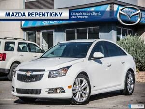 2013 Chevrolet Cruze LT TURBO RS** CUIR TOIT IMPECCABLE**
