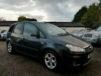 (FACELIFT) 2007 Ford Focus C max 1.6 TDCI Zetec! FSH! MOT'D! Lovely Example! Great MPG! FINANCE!!!