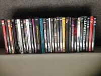 Music DVD Collection