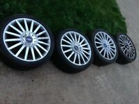 St mondeo alloys 18""
