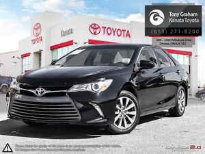 2015 Toyota Camry XLE Leather+Navigation