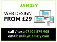 Web Design | eCommerce - Online Shop - Mobile Friendly Website Design - Graphic Design - Logo