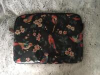 Cath Kidson laptop pouch