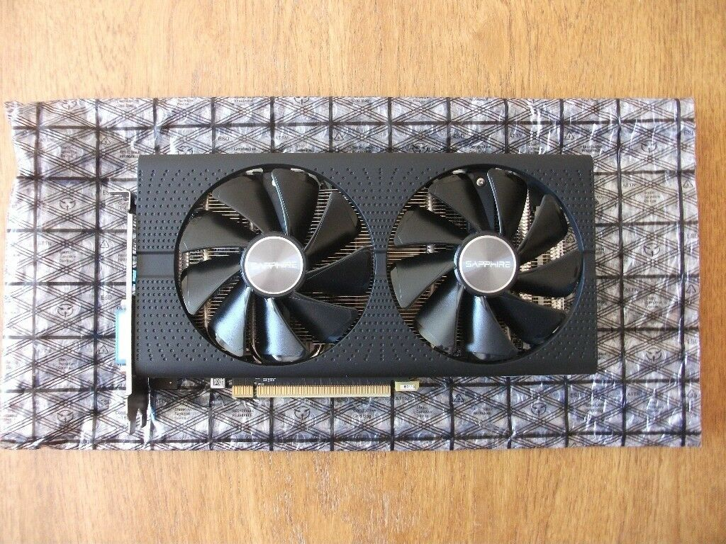 SAPPHIRE Radeon RX 580 Pulse 4GB Graphics Card NEW & BOXED | in Chapel  Allerton, West Yorkshire | Gumtree