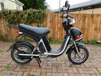 Electric bike for sale. 14+