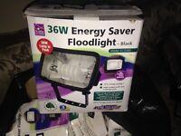 Garden floodlight for sale brand new.