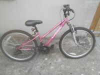 Girls/teens bike.