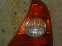 offside rear light for renault clio mk2