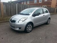 toyota yaris t2 ideal first car