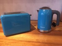 kMix kettle and toaster