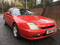 Honda prelude 20i mot to march 17 Loads of history and recites (Golf BMW Audi ford toyota)