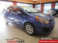 2013 Kia Rio LX+,Heated Seats and Bluetooth