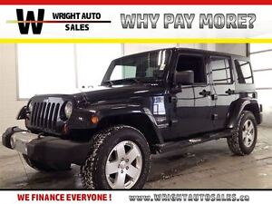2011 Jeep WRANGLER UNLIMITED SAHARA| 4X4| CRUISE CONTROL| POWER