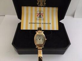 LADIES giorgio beverly hills 4450L designer watch with original box