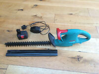 Bosch Cordless Hedge Trimmer AHS 41 ACCU - £28 ono