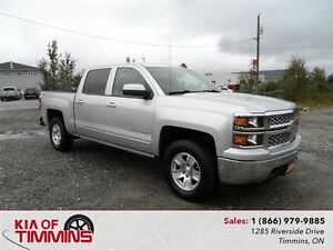 2015 Chevrolet Silverado 1500 LT 2LT REAR CAMERA BLUETOOTH