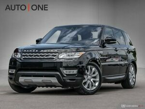 2017 Land Rover Range Rover Sport DIESEL | CLIMATE SEATS | PANO