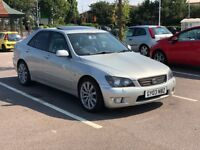 IS200 Sport with manual gearbox