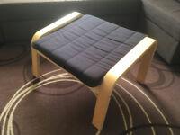 IKEA Footstool POÄNG