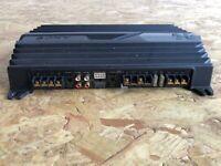 Sony Xplod amplifier XM–GTX6040 3/4 channels