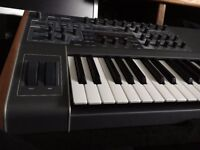Access Virus TI2 61 Note Keyboard Synth with extras