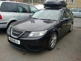 Saab 9-3 for sale. 2011, 1.9 ttdi, twin turbo