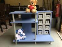 Kids Furniture Toy Storage Unit toy room playroom delivery available FURNITURE CENTRE