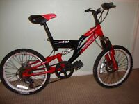 Bicycle for sale £30.00(o.n.o)