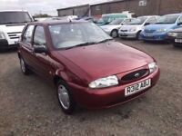 AUTOMATIC FORD FIESTA LX 1 OWNER FROM NEW ONLY 47000 MILES IN SUPERB ORIGINAL CONDITION CLASSIC 2BE
