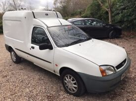 2001 Ford Fiesta Courier 1.8 TD