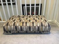 Barker and Stonehouse Footstool