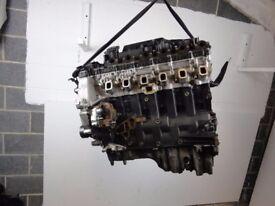 BMW 5 Series 525D E60 E61 03-07 Diesel Bare Engine M57N No Injectors Ref 87043