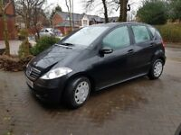 Mercedes A-Class with very low mileage, Quick sale