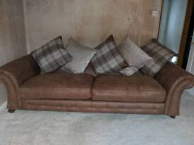 Granby 4 Seater Sofa.